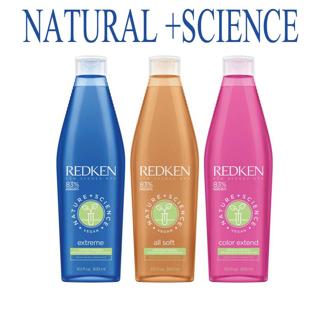 Nature +Science - Натуральная серия
