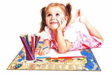 Коврики для детского творчества