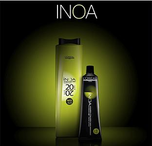 INOA - Стойкое окрашивание