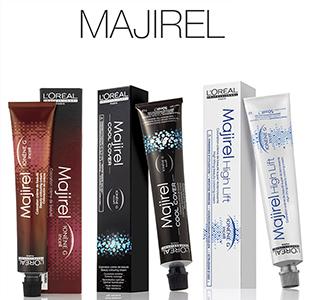 Majirel - стойкое окрашивание