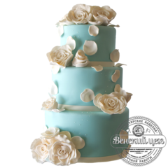 Торты на свадьбу на заказ