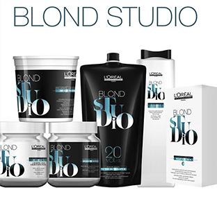 Средства для осветления - Blond Studio \ Platinum