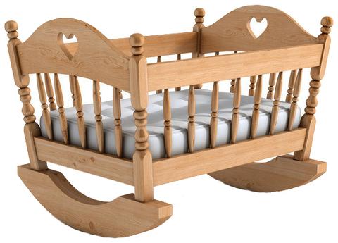 Кроватки для новорождённых