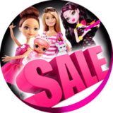 """Распродажа игрушек для девочек в """"Магии кукол"""""""