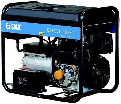 Портативные дизельные генераторы (переносные)