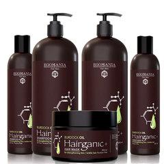 Органическая линейка продуктов на натуральных маслах HAIRGANIC+