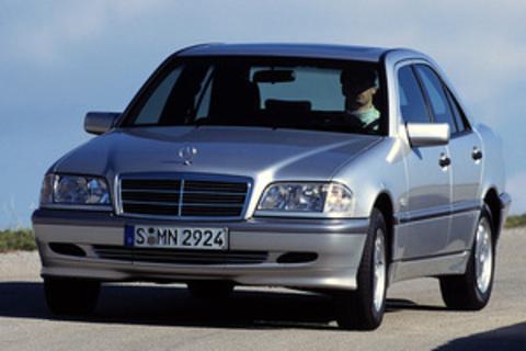 W202, S202 1993-2000 седан