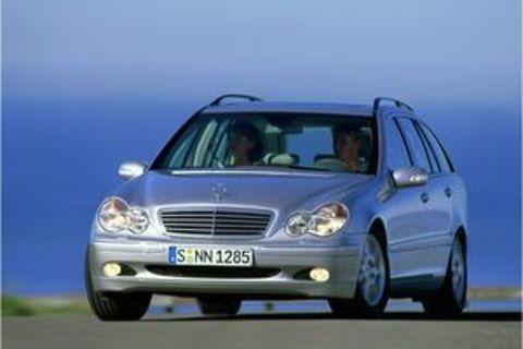 W203, S203, C203 2000-2007 универсал