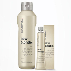 New Blonde - Осветление волос