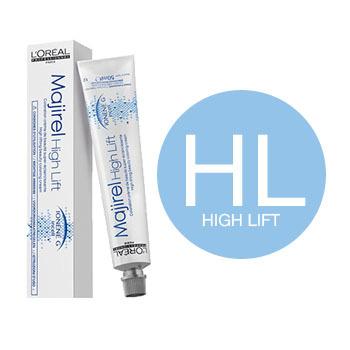 Majirel High Lift - Осветляющая крем-краска