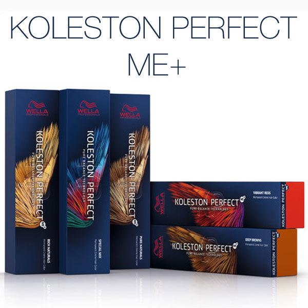 Koleston Perfect Me+ - Стойкая крем-краска для волос