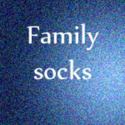 Family socks