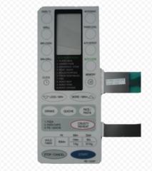 Клавиатура для микроволновки Indesit (Индезит) C00114210