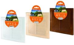 Решетки вентиляционные серии «ЭКО»
