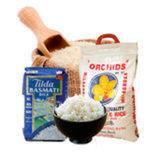 Рис и рисовая бумага