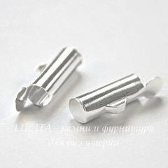 Концевики трубочки для многорядных украшений и другие