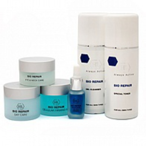 BIO REPAIR - Линия для восстановления поврежденной кожи