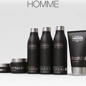 Homme - Мужская линия