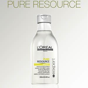 Pure Resource - Для жирных волос