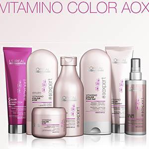 Vitamino Color AOX - Защита цвета окрашенных волос