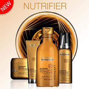 Nutrifier - Для сухих волос