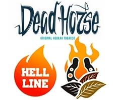 Табак Dead Horse   Hell Line