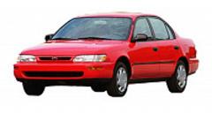 Чехлы на Toyota Corolla
