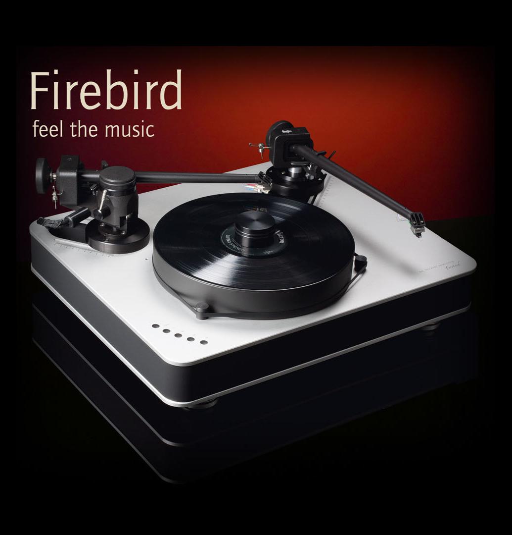 Dr. Feickert Analogue Firebird