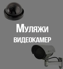 Муляжи камер