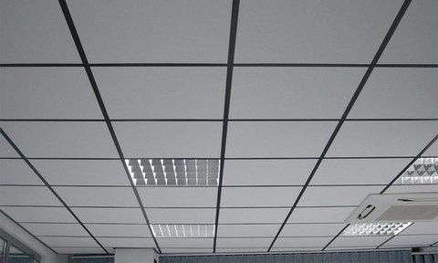 Плиты потолочные