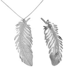 Серебряные броши