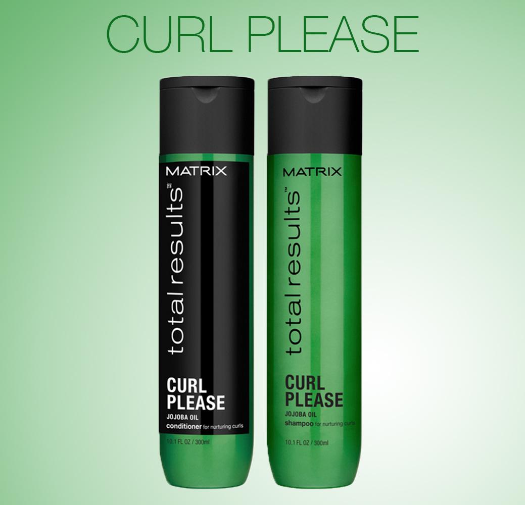 Curl Please - Для вьющихся волос
