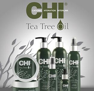 Tea Tree Oil - SPA-линия для чувствительной кожи головы