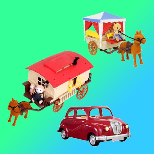 Кукольный транспорт