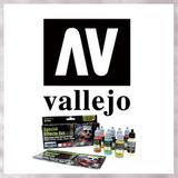 Наборы красок Vallejo