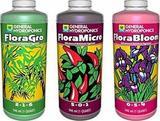 Базовые удобрения Flora Series Original