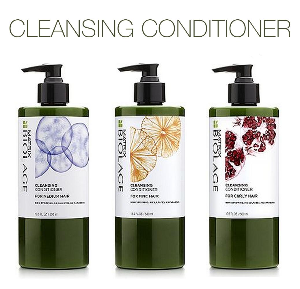 Cleansing Conditioner - Очищающие кондиционеры (ко-вошинг)