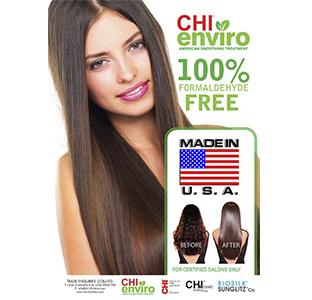Enviro - Система разглаживания и восстановления волос
