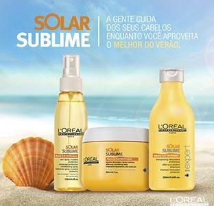 Solar Sublime - Защита волос от солнца