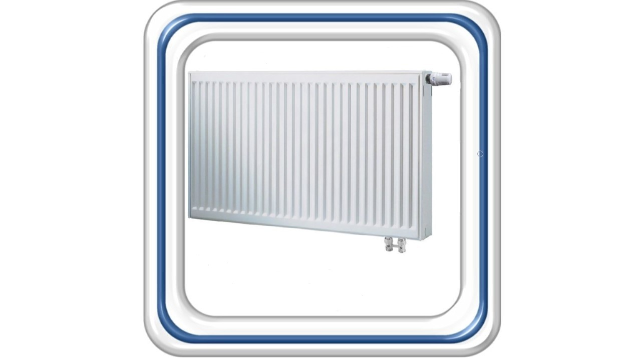 Радиатор Buderus Logatrend VK-Profil 22/500