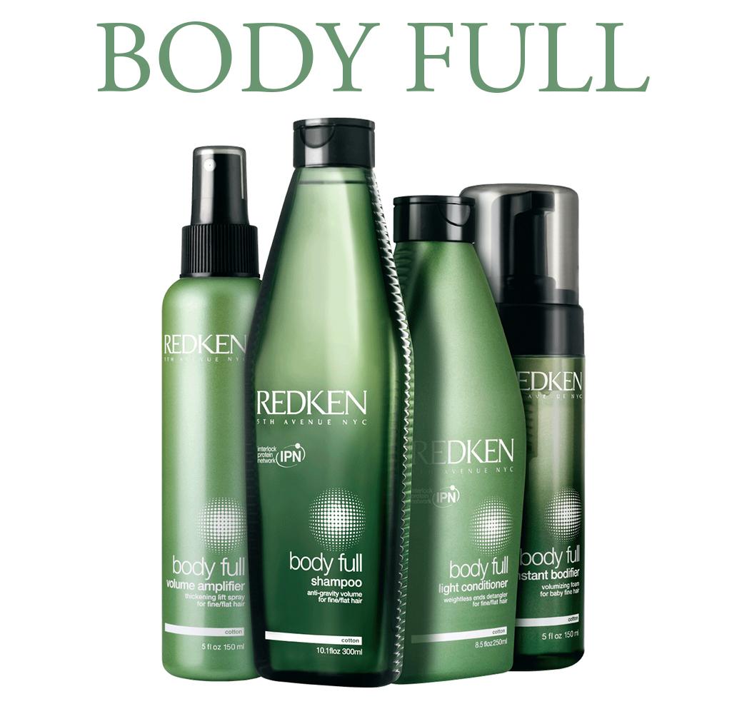 Body Full - Объем для тонких волос