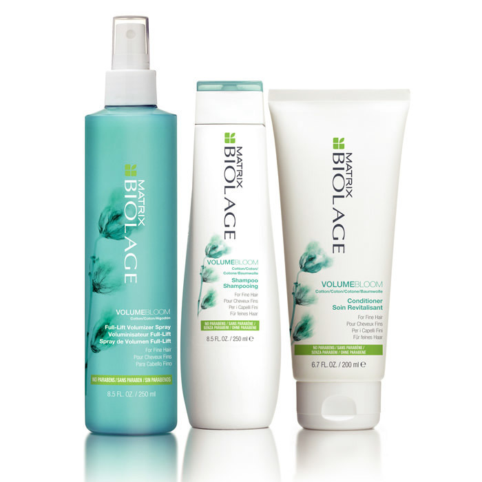 Matrix Biolage Volumebloom для объема волос
