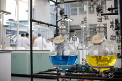 Полы для химического производства