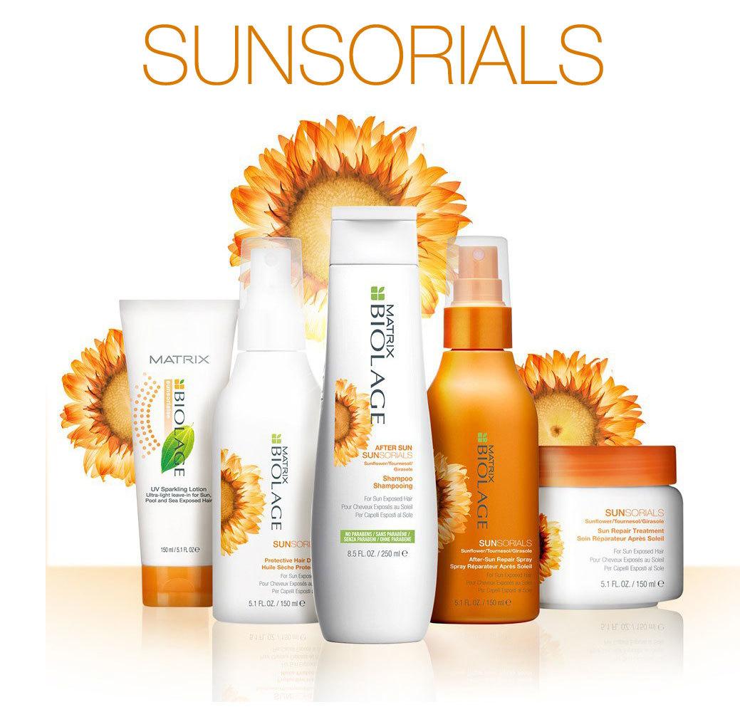 Sunsorials - Защита от солнца
