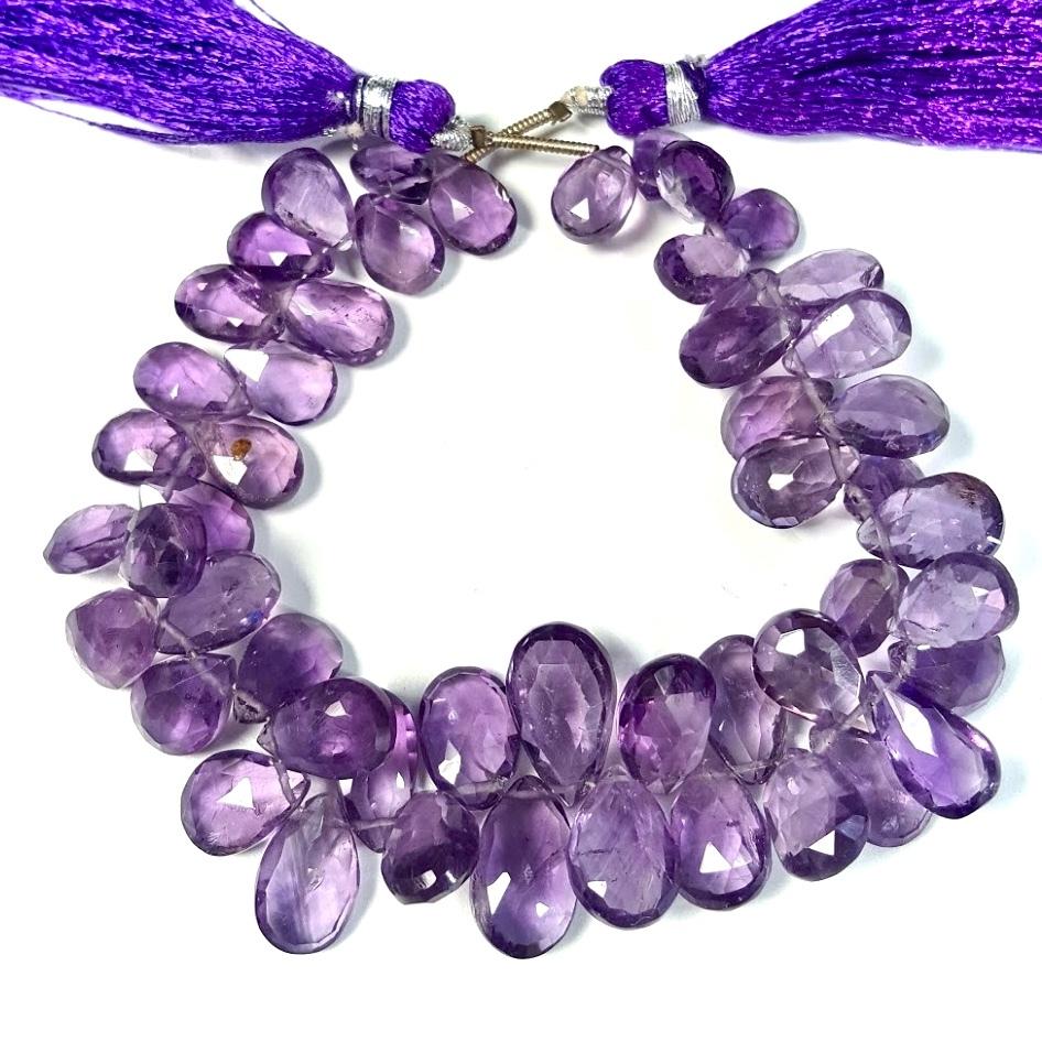Натуральные камни класса А-ААА (бусины, бриолеты, рондели, кубики)