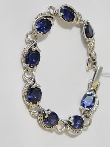 Серебряные мягкие браслеты
