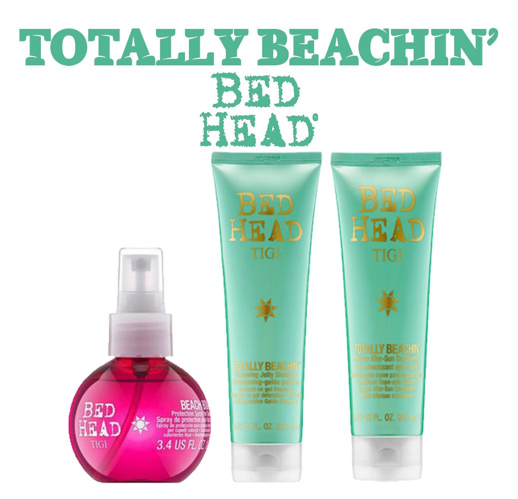 Bed Head Totally Beachin' - Солнцезащитная линия