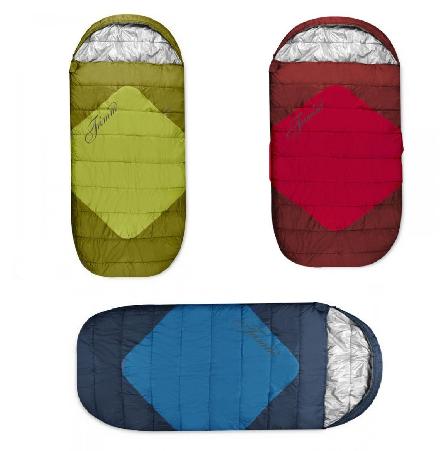 Межсезонный спальный мешок