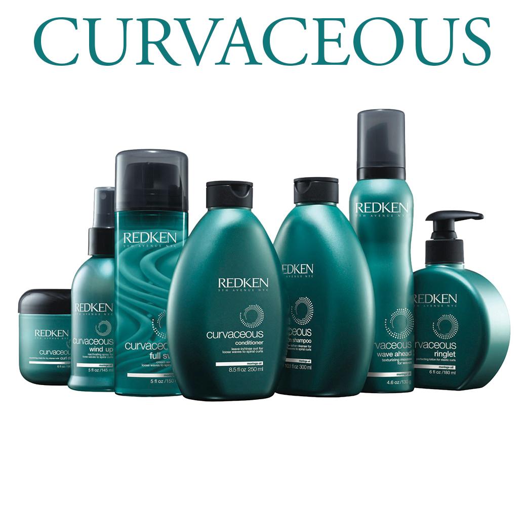 Curvaceous - Для создания идеально очерченных кудрей