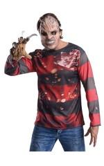 Костюмы страшные на Хэллоуин